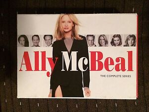 COFFRET ALLY MC BEAL COMPLET