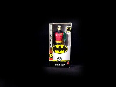 "DC Comics Batman Missions 80 Years Robin 6"" Action Figure New in Box"