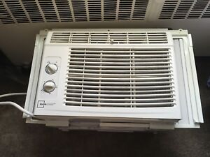 2x mainstays air conditioners.