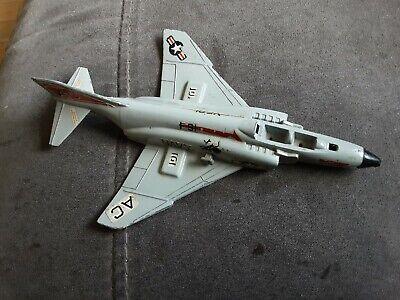 Dinky Toys ref 725 /& 730 Phantom Plastic Canopy cockpit B100
