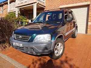 Honda CR-V 1999 Carrington Newcastle Area Preview