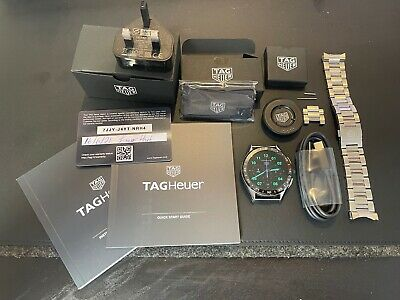 TAG Heuer Connected 2020 smart watch