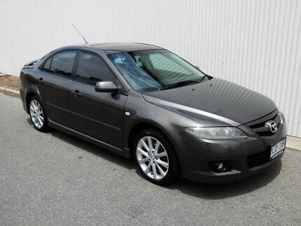 2006 Mazda 6 Luxury Sports Auto 5 Door Hatch Blair Athol Port Adelaide Area Preview