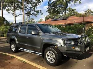 2012 Volkswagen 4 x 4 Amarok Dual Cab Ute Highfields Toowoomba Surrounds Preview