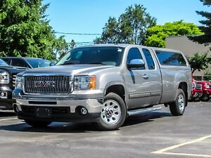 2013 GMC Sierra SLE EXT CAB..LONG BOX..4X2..ONE OWNER ..LOCAL TR
