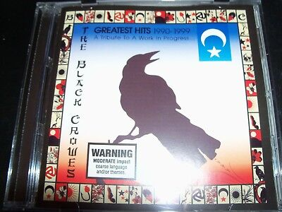 THE BLACK CROWES Greatest Hits Very Best Of 1990-1999 (Aust) CD – LIke