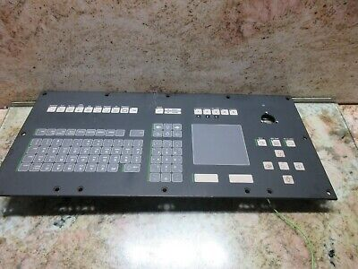 Rapotronic Control Panel Typ 90 01 0005 Btfl Tx 8 F Nc Rep.1 31010007301 Traub
