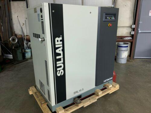 Sullair Hitachi SRL-16.5MB6ML Oil-Free Scroll Air Compressor