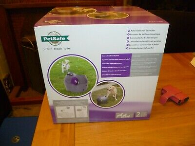 Brand New Petsafe Automatic Ball Launcher Toy Game Play Exercise Collection Only