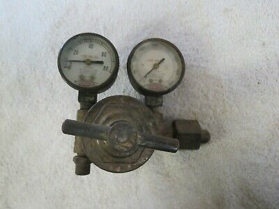 Vintage CRAFTSMAN Torch GAUGES REGULATORS Steam Punk Accessories