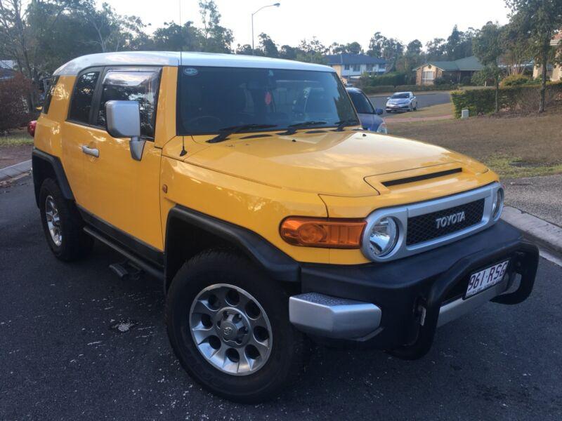 2011 Toyota FJ Cruiser SUV | Cars, Vans U0026 Utes | Gumtree Australia ...
