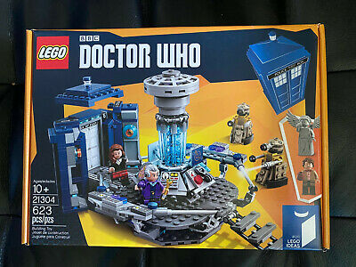 LEGO Ideas Doctor Who (21304) - RETIRED SET, NEW, FACTORY SEALED