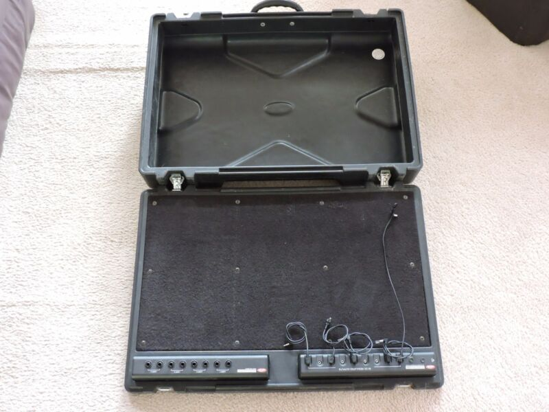 SKB 35 POWERED PEDAL BOARD