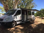 Mercedes Sprinter 2010 MotorHome Rosewater Port Adelaide Area Preview