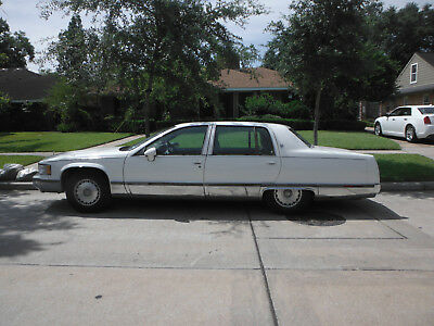 1993 Cadillac Brougham  Chassis for a fiberglass custom body car