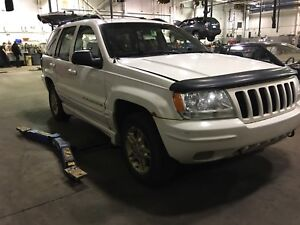 1999 4.7L Grand Cherokee Limited
