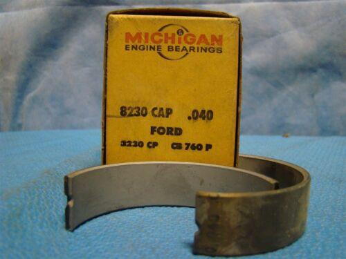 1958 - 78 Ford Mercury 332 352 361 390 410 427 428 Mustang Rod Bearing Set 040