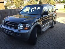 Mitsubishi Pajero NM 2000 179,000kms Sunbury Hume Area Preview