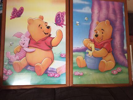 Winnie the Pooh Door knob | Collectables | Gumtree Australia Pine ...