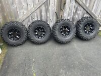 Side By Side tires and rims
