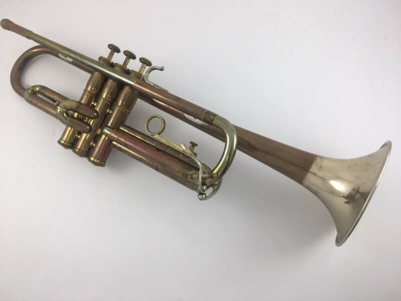 OLDS LA Studio Model Trumpet - Vintage - From the Early 1950's REDUCED PRICE
