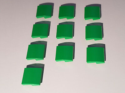 N70 LEGO® 4 x 18653 Bogenstein 1 x 3 x 2 schwarz 6154860 Dach