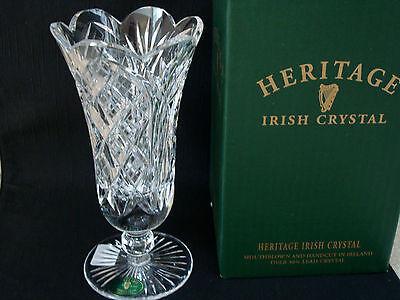 HERITAGE IRISH CRYSTAL