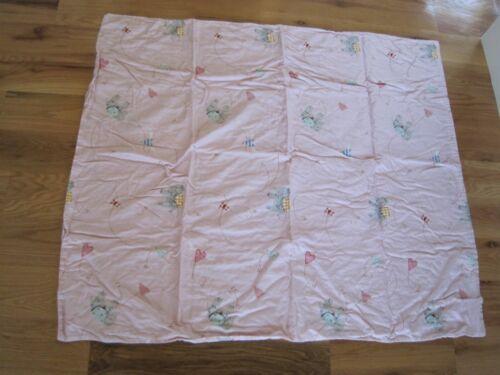 Girl Baby Ikea Duvet Cover Pink Elephants