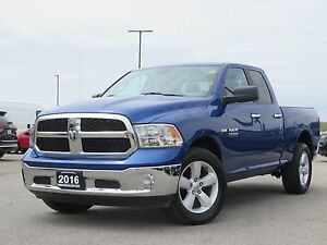 2016 Ram 1500 SLT! Has Rust Protection!