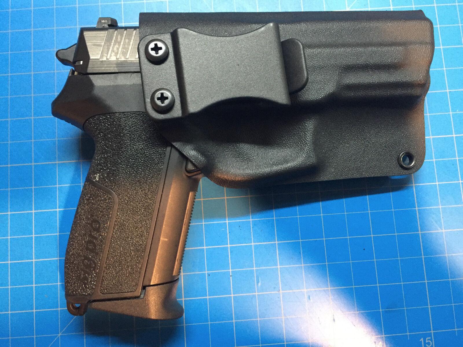 IWB INSIDE WAISTBAND Gun Holster Kydex w// Belt Clip For Sig Sauer P6