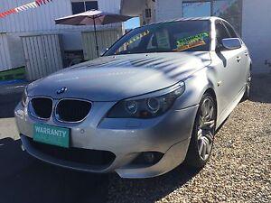 2008 BMW 520d e60 m.sport,SUNROOF,SATNAV,LEATHER Carrara Gold Coast City Preview