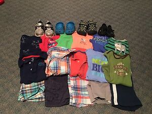 Boys 18 month summer clothes