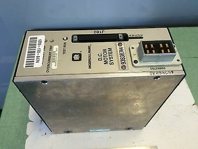 Used Ingersoll-rand 93938744 Dc Motor Controller Drive 93882793 Br