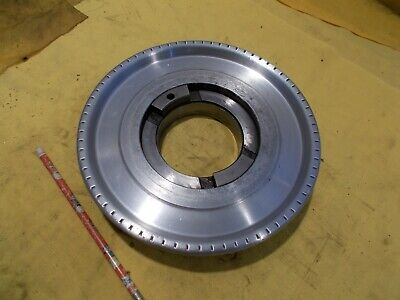 Hand Wheel For Jacobs Spindle Nose Lathe Rubber Flex Collet Chuck Model 91