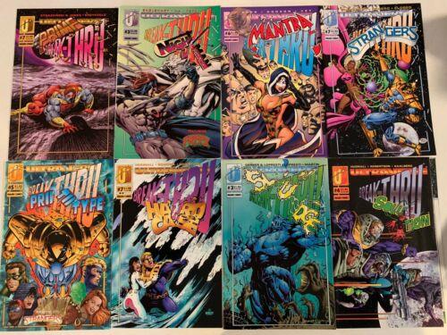 Ultraverse Break-Thru crossover SET of 13 comics Prime Hardcase Mantra