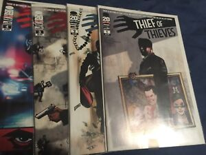Thief of Thieves #1-30