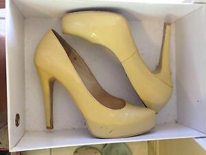 Nude Heels - Size 37 Carina Heights Brisbane South East Preview