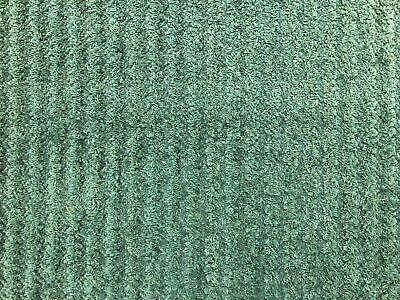 Donghia Swell Mint Aqua Blue Textured Sunbrella Stripe Uphol