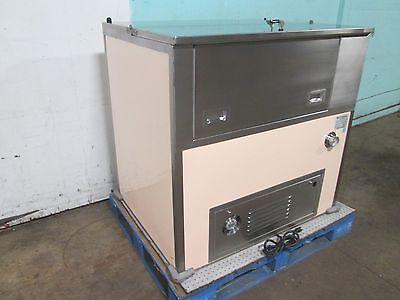 Colorpoint-cpm-fd-30 H.d. Commercial S.s. Bulk Milk Cooler Wlockable Door