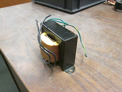 Thordarson Filament Transformer 21f83 Pri 115v Ser 25.2vct2a Used