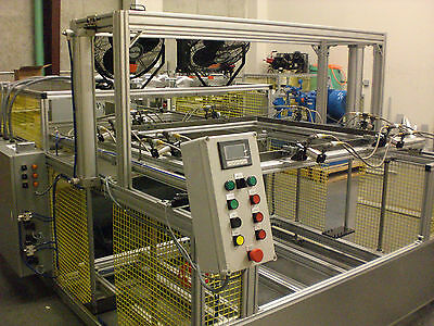 Vacuum Former 48 X 48 Top Bottom Heaters Thermoforming