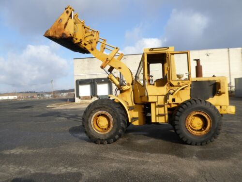 CATERPILLAR 950 WHEEL LOADER