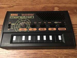 Korg Monotron Space Analog Ribbon Synthesizer