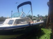80s model fishing boat  Algester Brisbane South West Preview