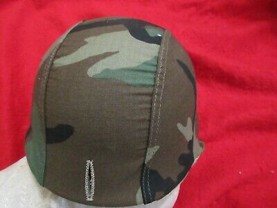 US ARMY PASGT HELMET MEDIUM RECONDITIONED WITH NEW SWEAT BAND CHIN STRAP