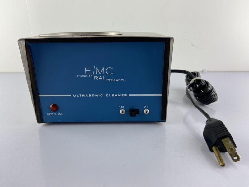 E/MC Rai Research 250 One Pint Size Ultrasonic Cleaner