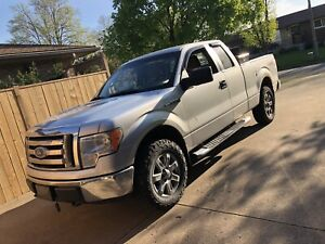 2010 Ford F-150 XLT 4x4 extended cab short box