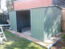 Garden Shed large  steel 4.1mW x 2.6mD x 2.05mH Elanora Heights Pittwater Area Preview
