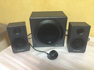 Logitech speakers Lilydale Yarra Ranges Preview