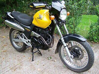 Honda FX 650 Vigor NX 650 FMX 650 Street scrambler Classic Motorcycle A2